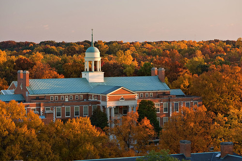 usa building fall architecture nc exterior seasons fallcolor dusk library small scenic aerial architectural cupola features intimate winstonsalem bold facilities zsmithreynoldslibrary zsr timeofday zsrlibrary beautifulcampus