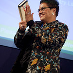 Jackie Kay | Jackie Kay at Edinburgh International Book Festival 2010