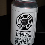Dharma Initiative Non-Alcoholic Beverage