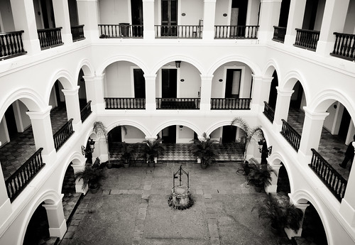 Courtyard - Depto. de Estado