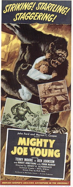 Mighty Joe Young (Poster)