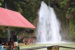 Jungle Trek At Kawasan Waterfalls