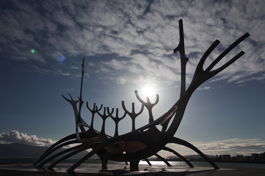 viking boat reykjavik