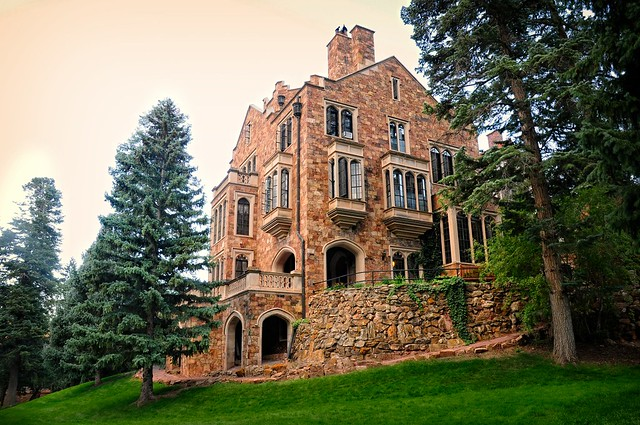 The Glen Eyrie Castle Flickr Photo Sharing