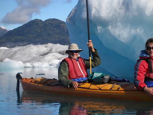 Jeff, Valdez Alaska by Doryce