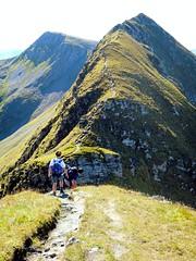 Ring of Steall: Devil's Ridge