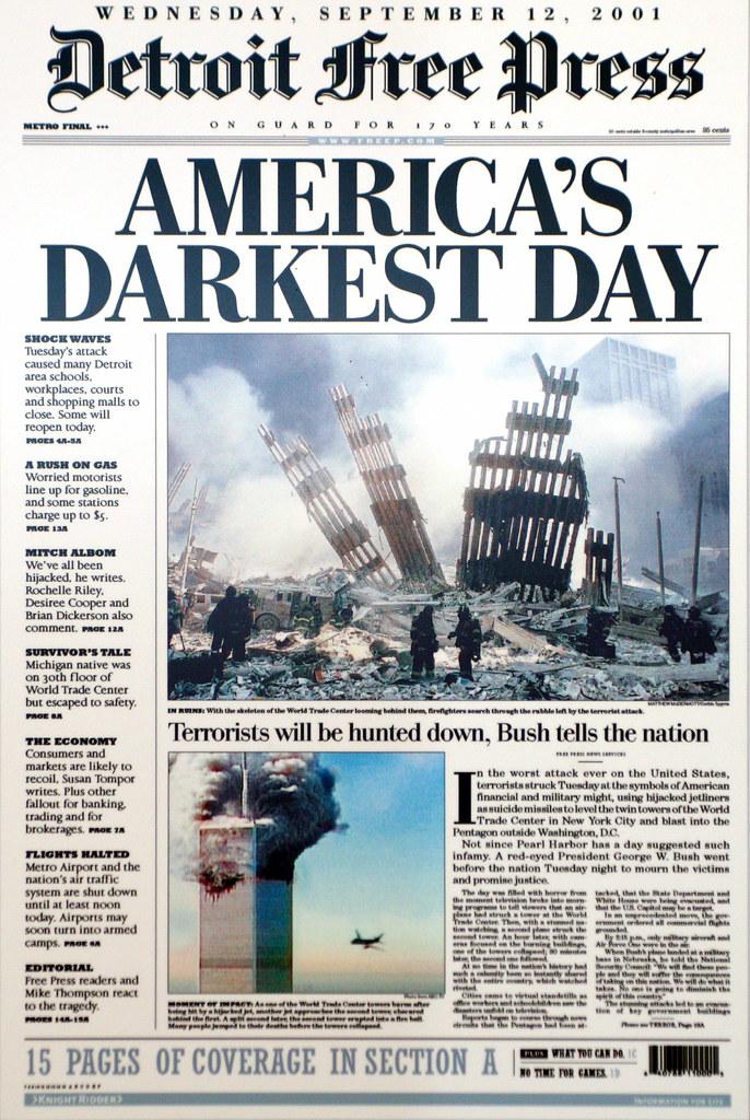 Detroit Free Press, Detroit, Michigan