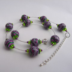 amethyst, art, jewelry making, purple, violet, jewellery, lavender, chain, bracelet, bead,