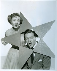 Jane Powell and Vic Damone