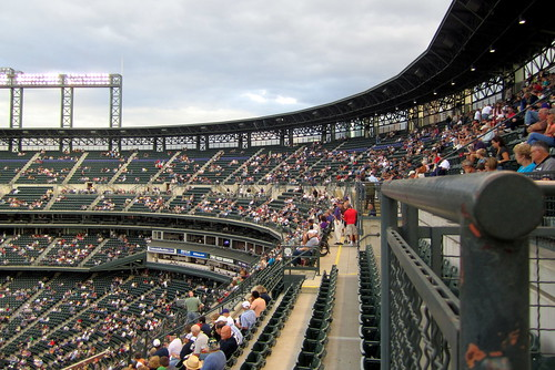 Denver - LoDo: Coors Field - Upper Deck