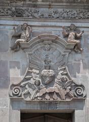 Detail - Church Exterior