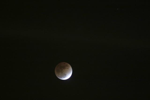 Seattle Lunar Eclipse 3
