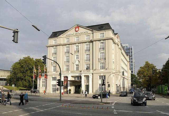 hamburg esplanade hotel
