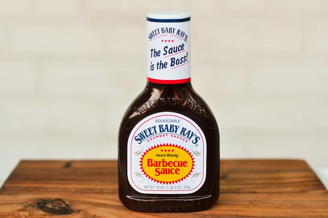 Salsa barbacoa picante