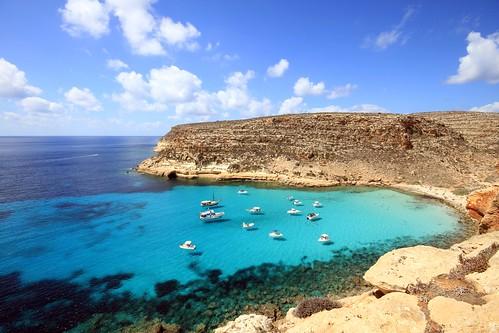 Lampedusa - Cala Pulcino