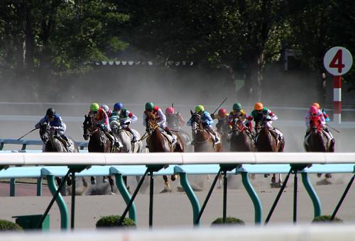 SAPPORO racetrack.