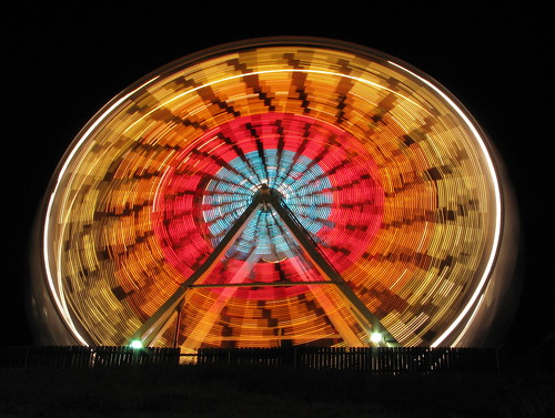 2010 TN State Fair: Ferris Wheel