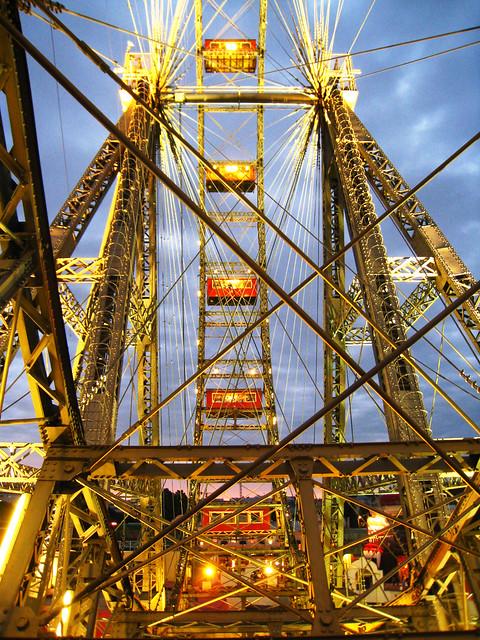 World S Oldest Ferris Wheel Flickr Photo Sharing