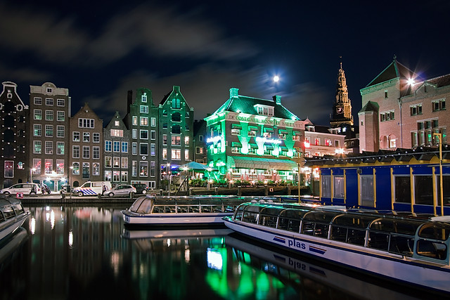 Amsterdam @ Moonlight