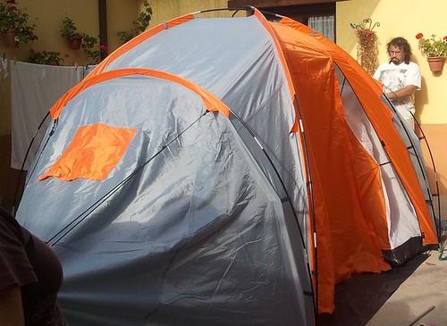Tu portal de camping y cada d a el de m s gente suelo o protector para tienda campa a foro - Cenadores bricodepot ...