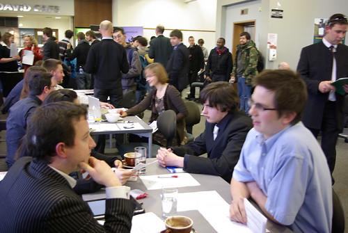 Dunedin ICT Internship Speed Dating 2010