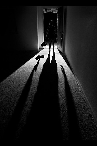 Shadow. by David Giron, on Flickr