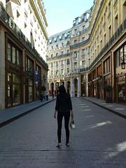 Paris 8 Street
