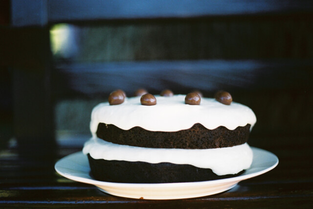Guinness Birthday Cake Recipe