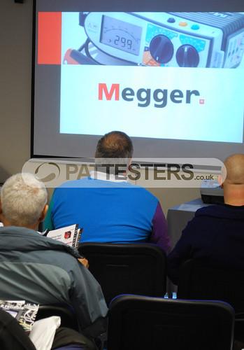 Start of the Seminar - Megger Talks Money at PASS Ltd