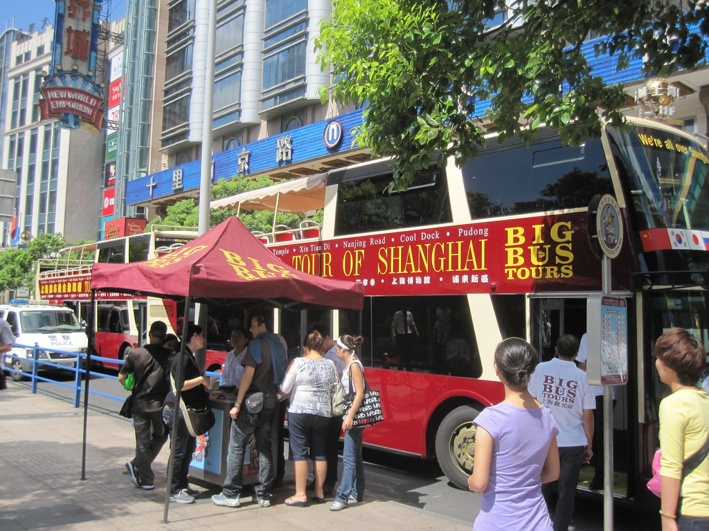 Big Bus - Shanghai