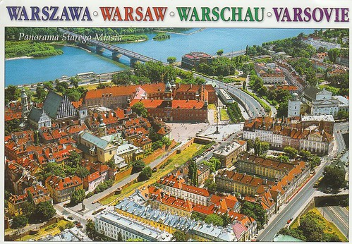 Historic Centre of Warsaw (1980)