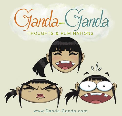 Ganda-Ganda Advert