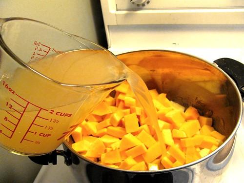 Ina Garten 39 S Butternut Squash And Apple Soup Suzie The