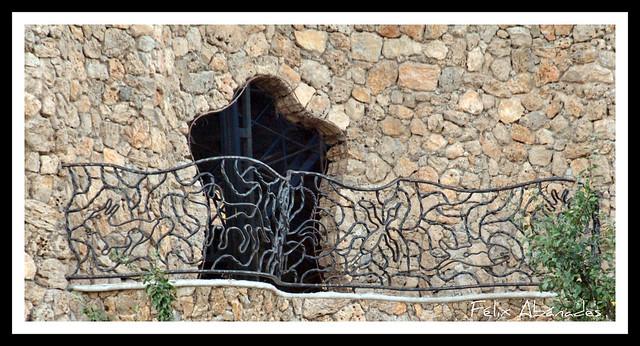 36 Casa ,  Rillo de  Gallo detalle balcon 5