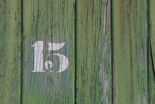 15 + Green
