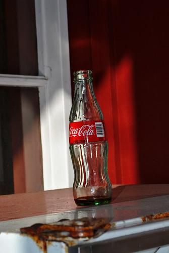 Old Coca Cola Bottle
