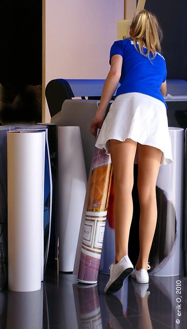 Photokina 2010 legs