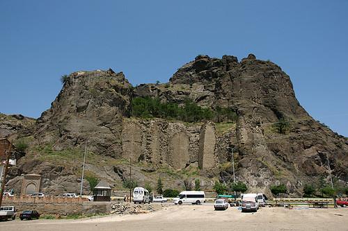 Osmancık Kandiber Kalesi