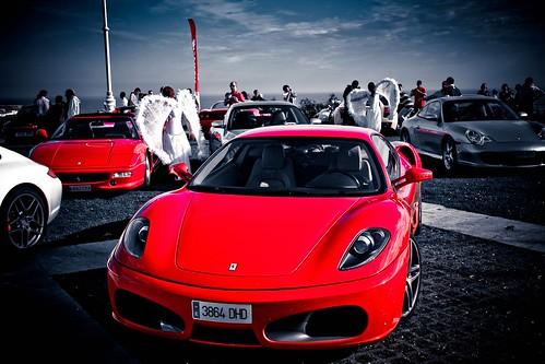 Rojo Ferrari