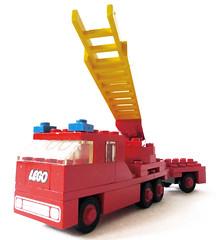 Legoland Fire Truck 640 by ς↑r ĴΛϒκ❂