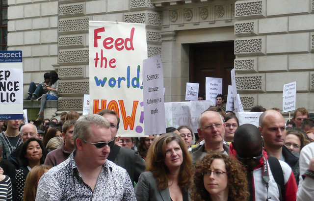 Science: feed the world