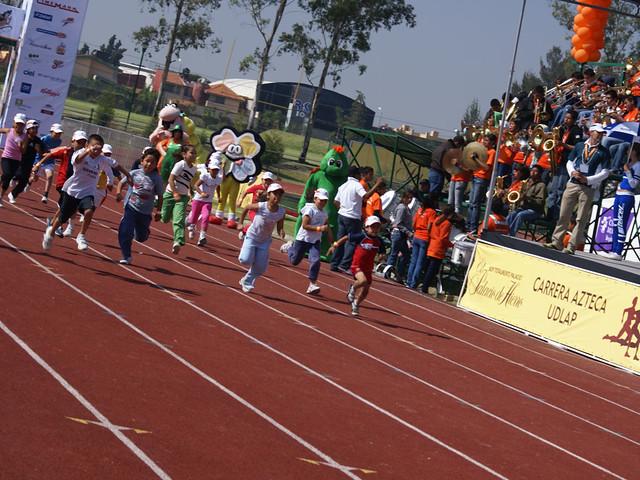 Segunda Carrera Azteca UDLAP 2010