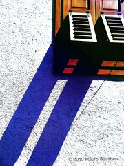 iPhoneography 220 >Blue Shadows<