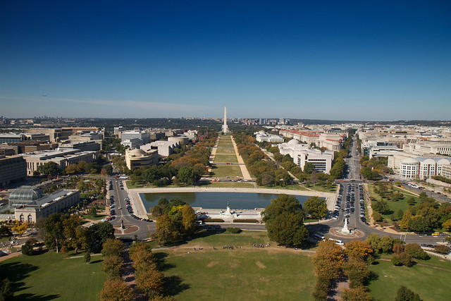 A Washington DC Landscape