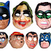 Green Lantern And Joker Masks 0131 by Brechtbug