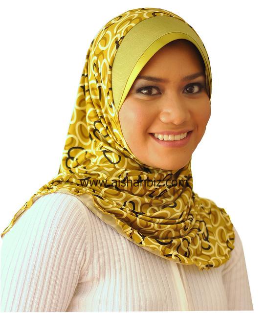anggun tudung skaf scarf scarves selendang tudung ala siti nurhaliza