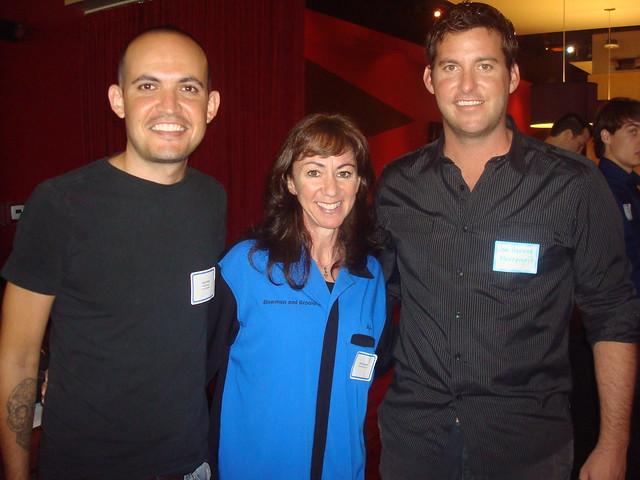 Jill Goldsmith with Merzproject