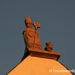 A Saint and a Bear - Frickenhausen, Germany