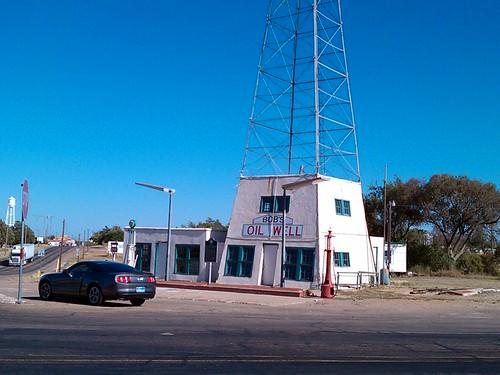 Bob's Oil Well
