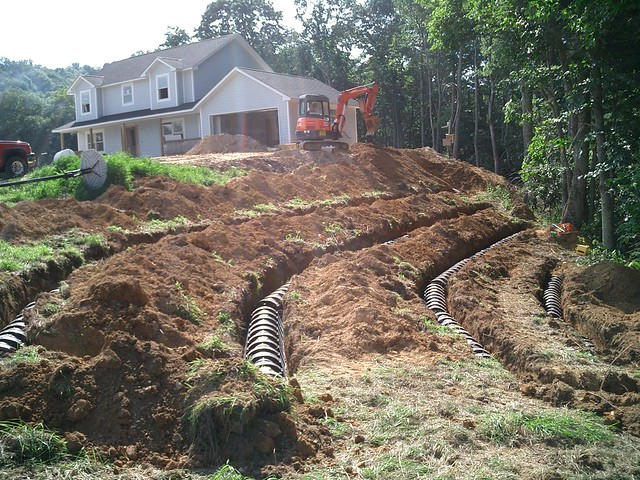 Septic Systems And Steep Slopes 1 Flickr Photo Sharing